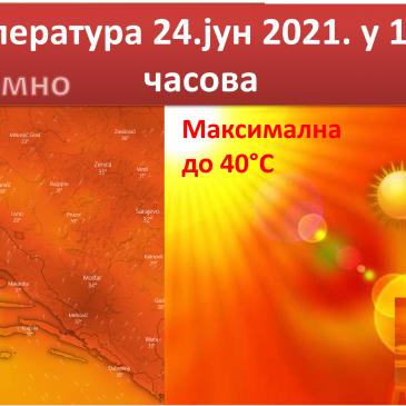 24.јун2021_температуре у 14:00 часова_екстремно вруће