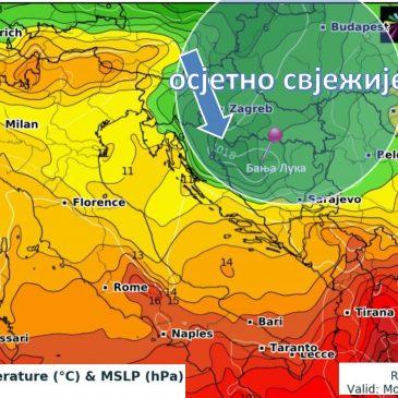 23.08.2021. Крај љетњих врућина, први сусрет с јесењим временом